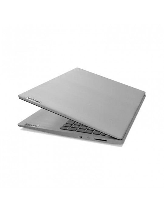 Laptop - Lenovo IdeaPad L3 Core i7-10510U-8GB-1TB-SSD 256GB-MX330-2GB-15.6 FHD-DOS-PLATINUM GREY