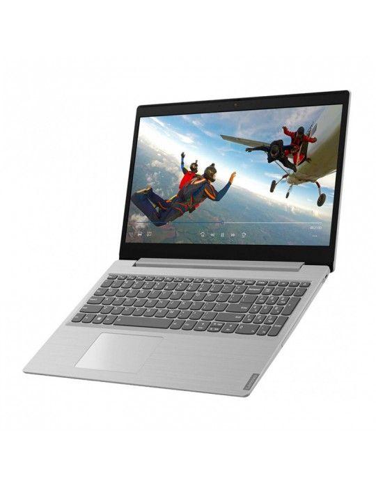 كمبيوتر محمول - Lenovo IdeaPad L3 Core i7-10510U-8GB-1TB-SSD 256GB-MX330-2GB-15.6 FHD-DOS-PLATINUM GREY