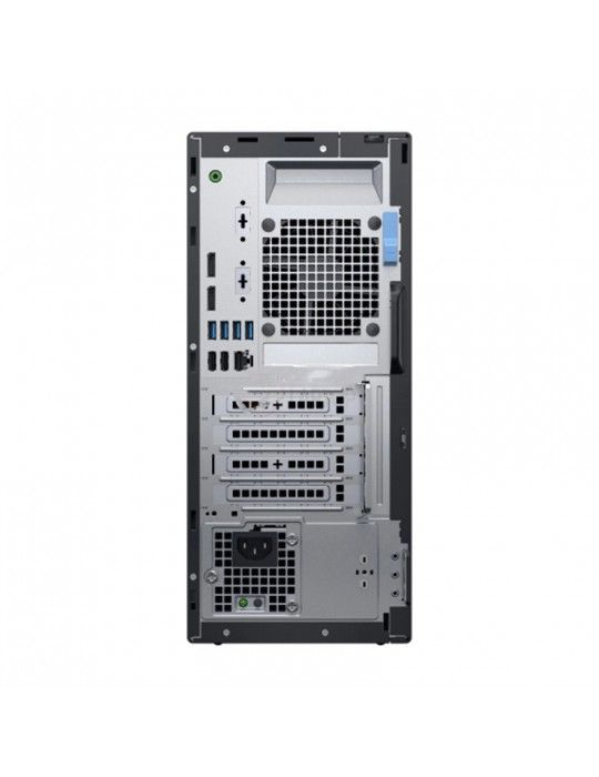 كمبيوتر مكتبى - Dell Optiplex 5060 i7-8700-8GB-1TB-Intel Graphics-DOS-3 Years Warranty