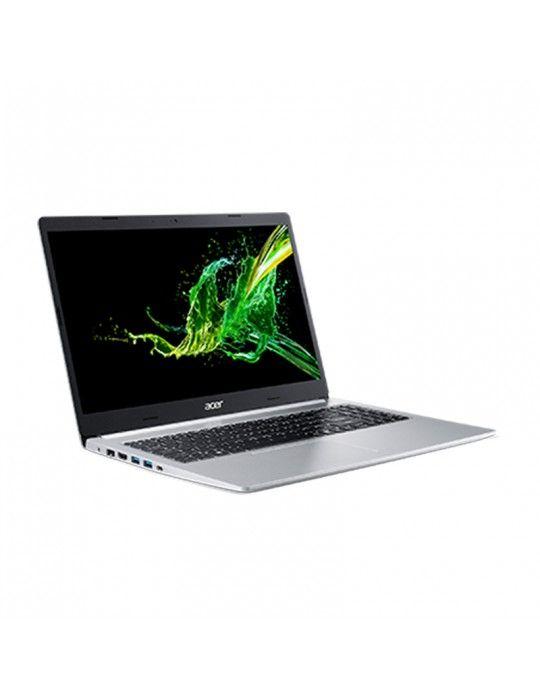 """Laptop - Acer Aspire A515-54G-71SW-Core™ i7-8565U-8GB DDR4-2TB HDD-NVIDIA® GeForce MX250 2GB-15.6""""FHD-Silver"""