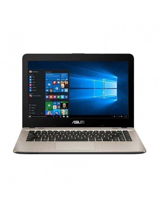 Laptop - ASUS Laptop X441UA-GA604T i3-8130U-4GB-1TB-Intel Graphics-14.0 HD-Win10-Black
