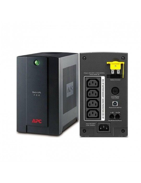 UPS - UPS APC BACK-700VA