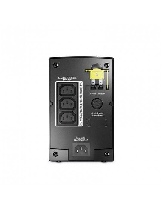 UPS - UPS APC BACK-500VA
