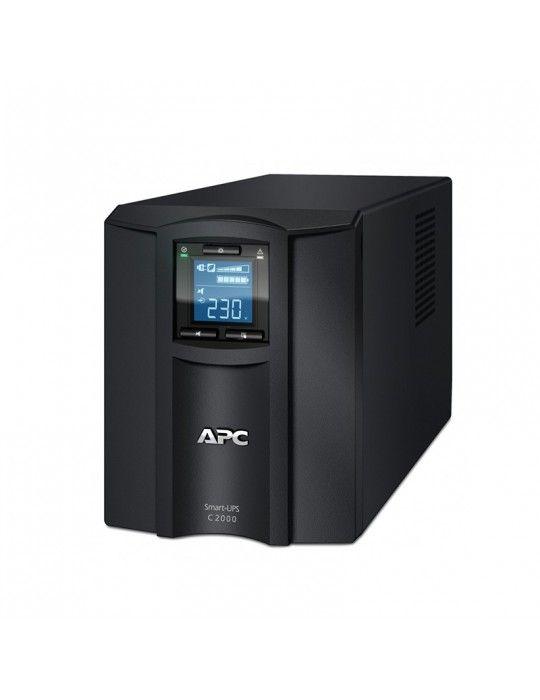 UPS - UPS APC Smart-2000VA-LCD