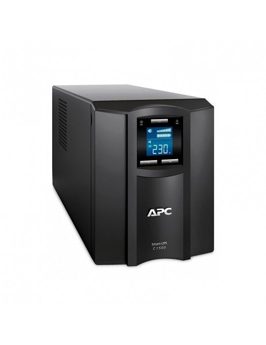 يو بى اس - APC Smart-UPS C 1500VA LCD 230V with SmartConnect