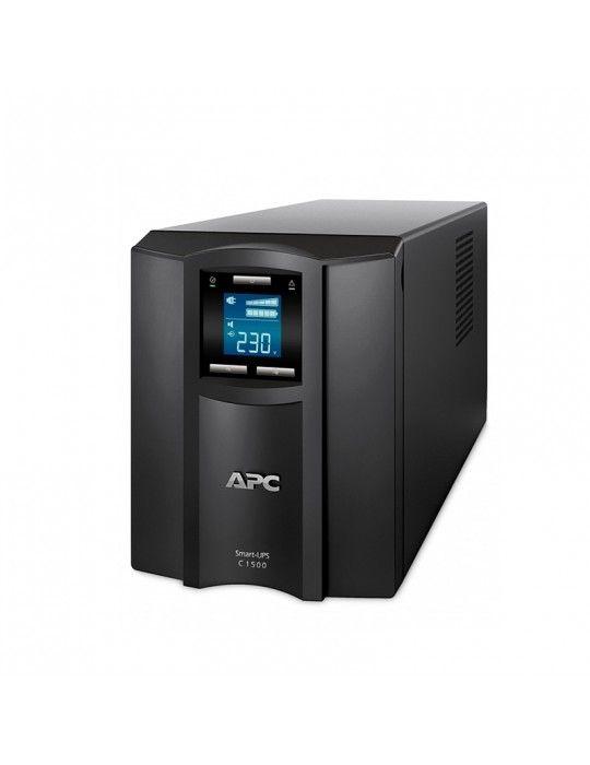 UPS - APC Smart-UPS C 1500VA LCD 230V with SmartConnect