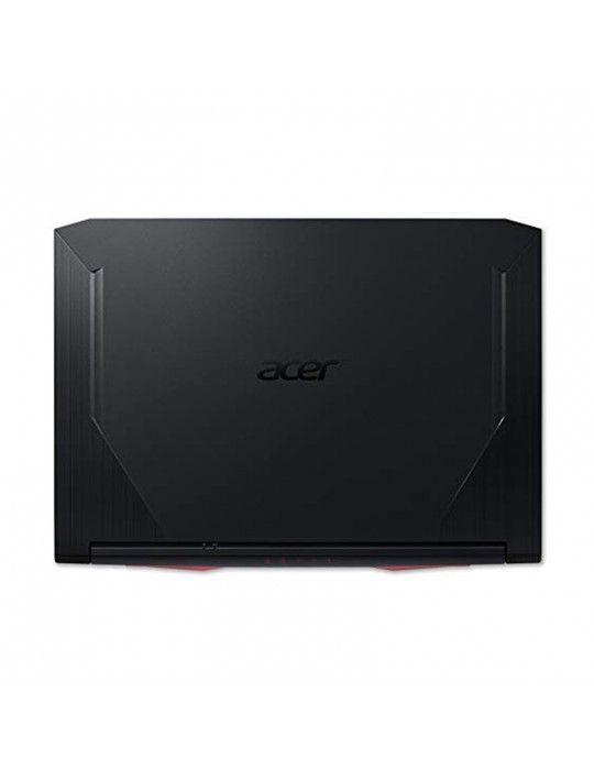 كمبيوتر محمول - Acer Nitro 5 AN515-55 i5-10300H-8GB/256SSD-1TB-GTX 1650-4GB-15.6FHD IPS-Win10-Black