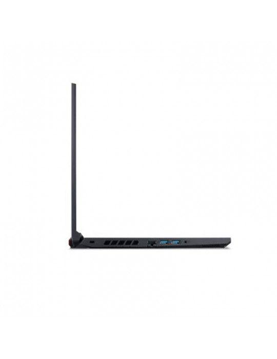 Laptop - Acer Nitro 5 AN515-55 i5-10300H-8GB/256SSD-1TB-GTX 1650Ti-4GB-15.6FHD IPS-Win10-Black