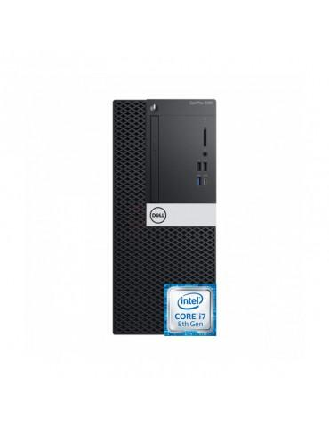 Dell Optiplex 5060 i7-8700-8GB-1TB-Intel Graphics-DOS-3 Years Warranty