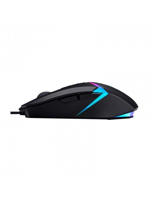 ماوس - Bloody W60 MAX RGB Gaming Mouse