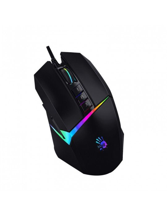 Mouse - Bloody W60 MAX RGB Gaming Mouse