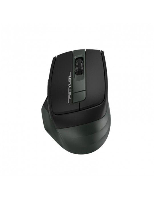Mouse - A4Tech FB35-Bluetooth & 2.4G Mouse