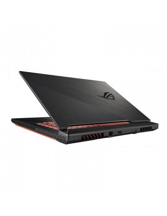 كمبيوتر محمول - ASUS ROG Strix G G531GT-BQ002T 15-i5-9300H-8GB-512GB SSD-GTX1650-GDDR5 4GB-Win10-Black