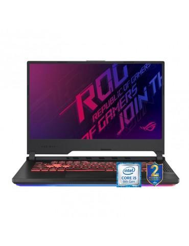ASUS ROG Strix G G531GT-BQ002T 15-i5-9300H-8GB-512GB SSD-GTX1650-GDDR5 4GB-Win10-Black