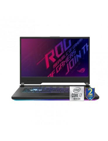 ASUS ROG Strix G512LWS-AZ044T i7-10750H-16GB-1TB PCIe-15.6-RTX 2070-Win10-Black