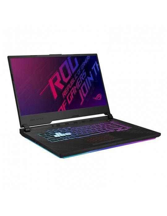 كمبيوتر محمول - ASUS ROG Strix i7-10750H-16GB-1TB PCIe-15.6-RTX 2070-Win10-Black