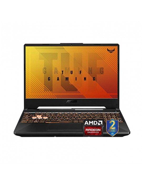 Laptop - ASUS TUF FA506II-BQ097T-AMD R7-4800H-16GB-512G PCIE SSD-GTX1650Ti-4GB-Win10-GRAY METAL