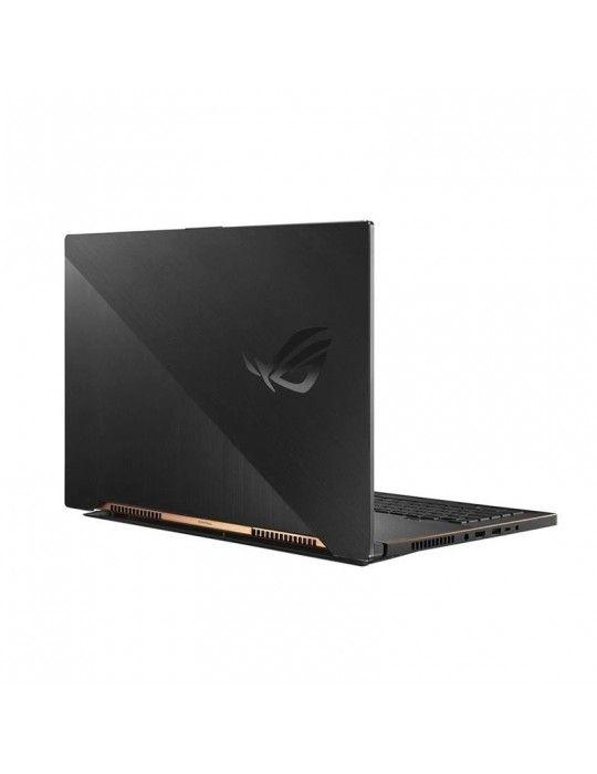 Laptop - Asus ROG Zephyrus GX701LXS-HG039T i7-10875H-32GB-SSD 1TB-RTX2080S Max-Q-8GB-17.3 FHD-Win10-Metal Black