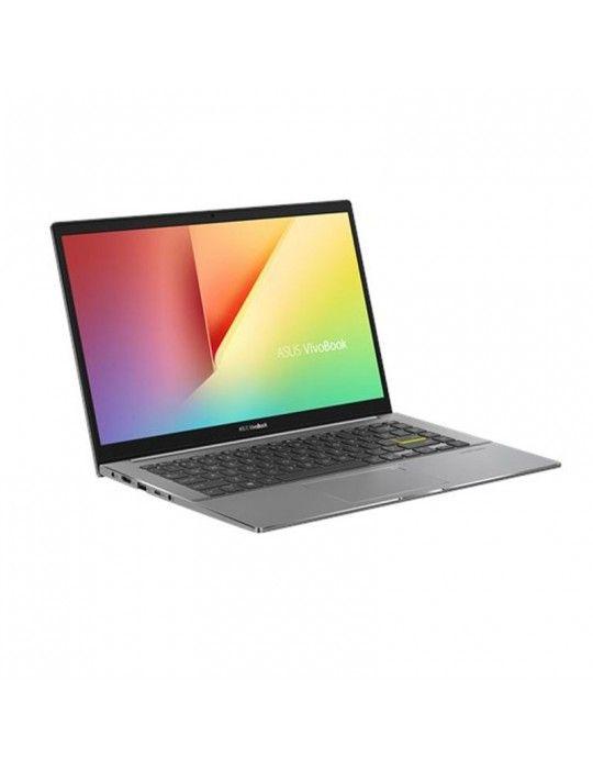Laptop - ASUS VivoBook S14 S433FL-EB132T I7-10510U-8GB-SSD 512GB-Nvidia MX250-2GB-14 FHD-Win10-Red