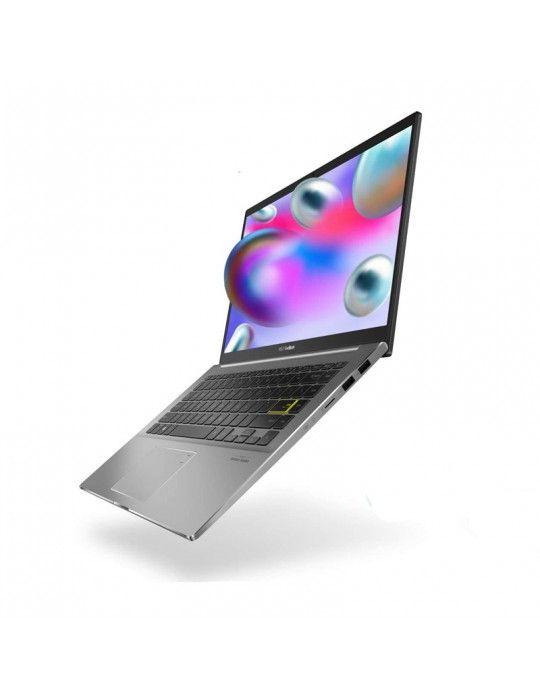 كمبيوتر محمول - ASUS VivoBook S14 S433FL-EB220T I7-10510U-8GB-SSD 512GB-Nvidia MX250-2GB-14 FHD-Win10-Green