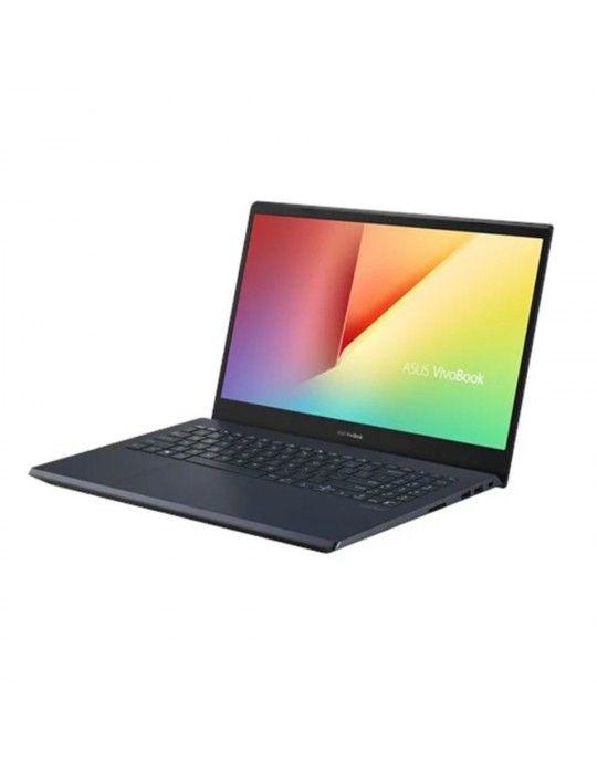 كمبيوتر محمول - ASUS Vivobook X571LH-BQ193T i5-10300H-8GB-1TB+256GB SSD-GTX1650-4GB-15.6 FHD-Win10-Black
