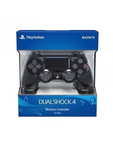 DualShock 4 Wireless Controller for PS4 - Jet Black-Official Warranty
