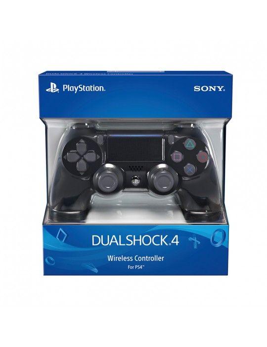 بلاي ستيشن - DualShock 4 Wireless Controller for PS4 - Jet Black-Official Warranty