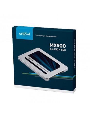 SSD Crucial 250GB 2.5 MX500