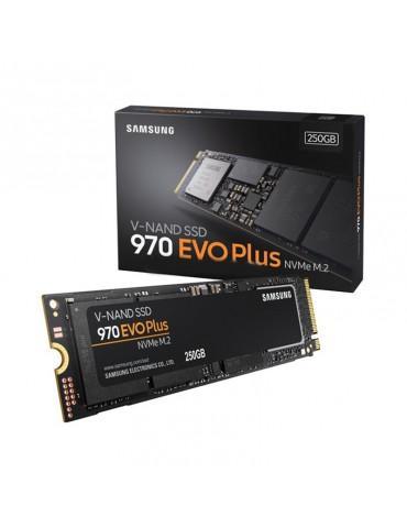 SSD Samsung EVO Plus 970 250GB M.2 NVMe
