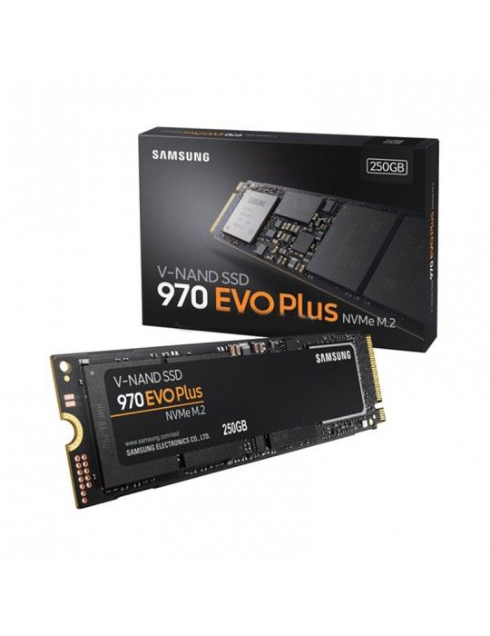 Hard Drive - SSD Samsung EVO Plus 970 250GB M.2 NVMe