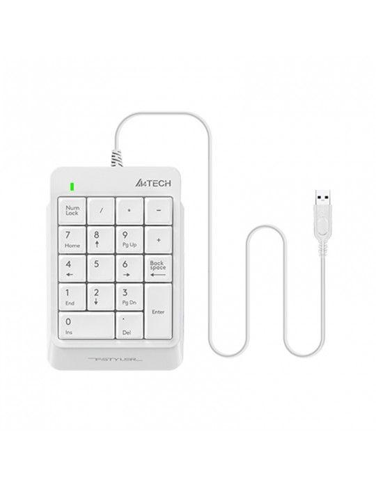 NumPad - NumPad A4Tech USB FK13P White