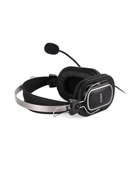سماعات اذن - Headset A4Tech HU-50 - USB
