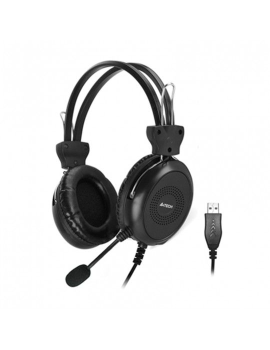 Headphones - Headset A4Tech HU-30 - USB