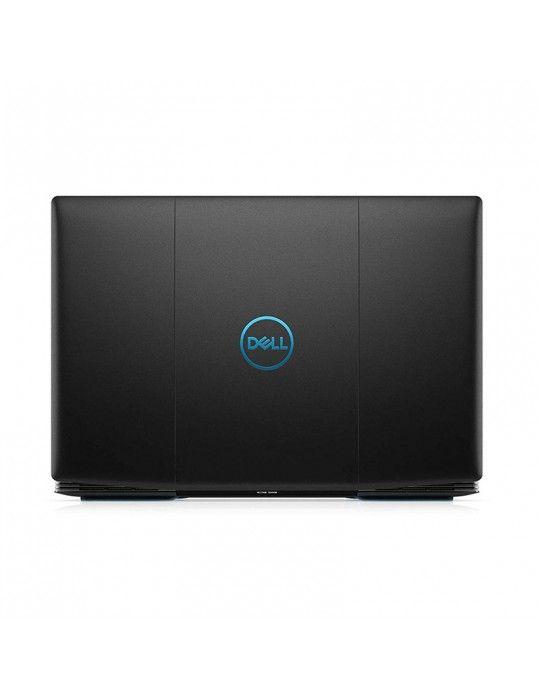 كمبيوتر محمول - Dell Inspiron G3-3500 i5-10300H-8GB-SSD512 GB-GTX1650 4G-15.6 FHD-Black