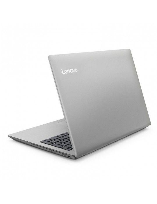 Laptop - Lenovo IdeaPad S145 Celeron N4000-4GB-1TB-15.6 HD-Intel Graphics-15.6 HD-DOS-Platinum Grey