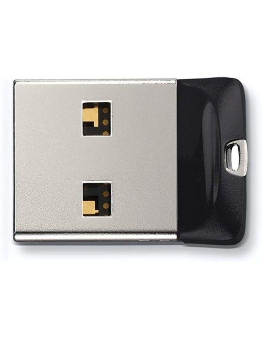 Flash Memory - Flash Memory 16 GB SanDisk -Cruzer Fit USB Flash Drive