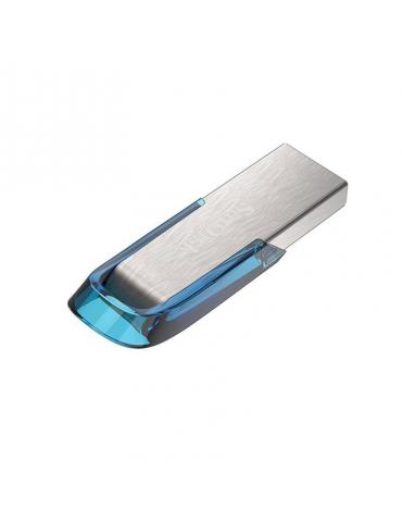 Flash Memory 64GB SanDisk Ultra Flair-USB3
