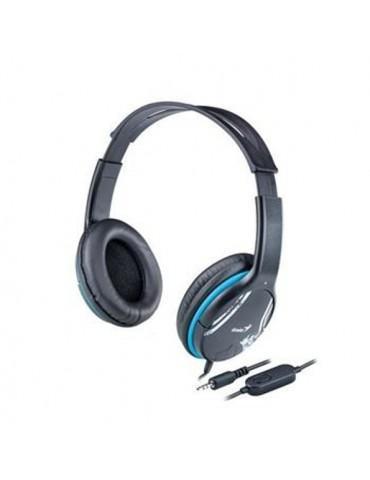 Headphone Genius HS-400A Blue