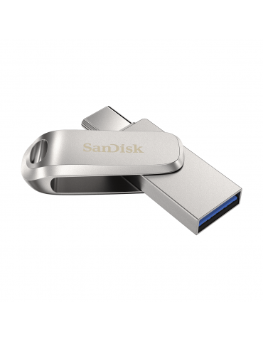 Flash Memory 64GB SanDisk Ultra Dual Drive Luxe