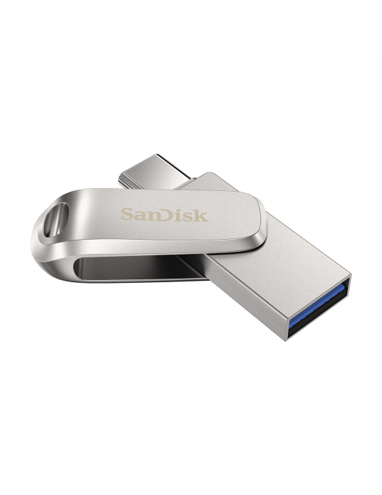 Flash Memory - Flash Memory 64GB SanDisk Ultra Dual Drive Luxe