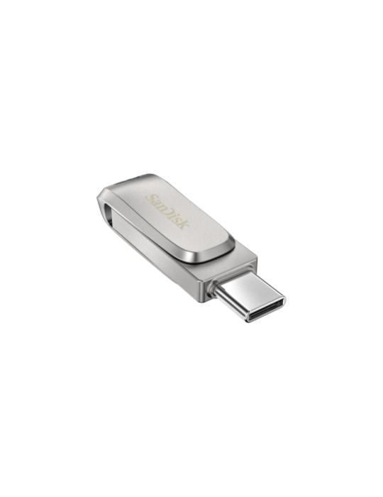 فلاش ميمورى - Flash Memory 128GB SanDisk Ultra Dual Drive Luxe