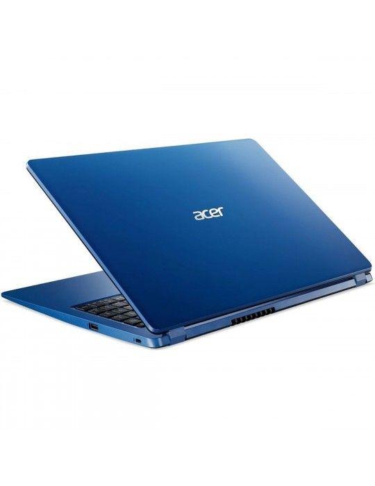 كمبيوتر محمول - Acer Aspire 3 A315-56-33SX i3-1005G1-4GB-1TB-Intel Graphics-Win10-15.6 HD-Blue