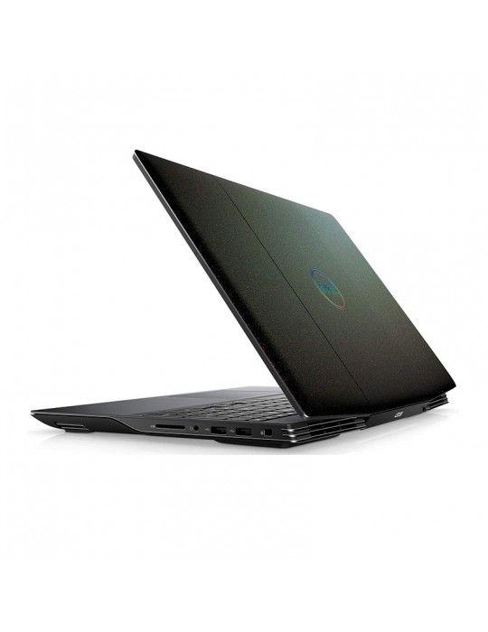 كمبيوتر محمول - Dell G5 5500 i7-10750H-16GB-SSD 512GB-RTX2060-6GB-15.6 FHD 144Hz-Windows 10-Black