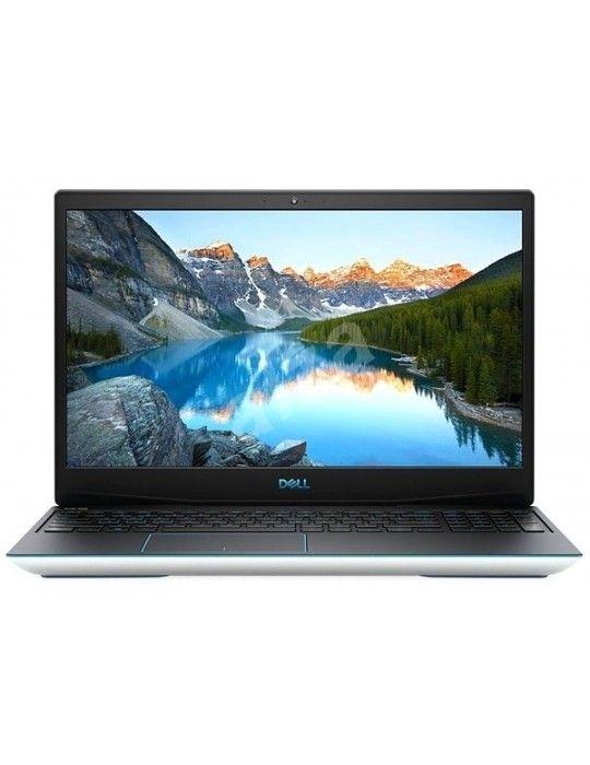 Laptop - Dell Inspiron G3-3590 i5-9300H-8GB-1TB-SSD256-GTX1650 4G-15.6 FHD-White