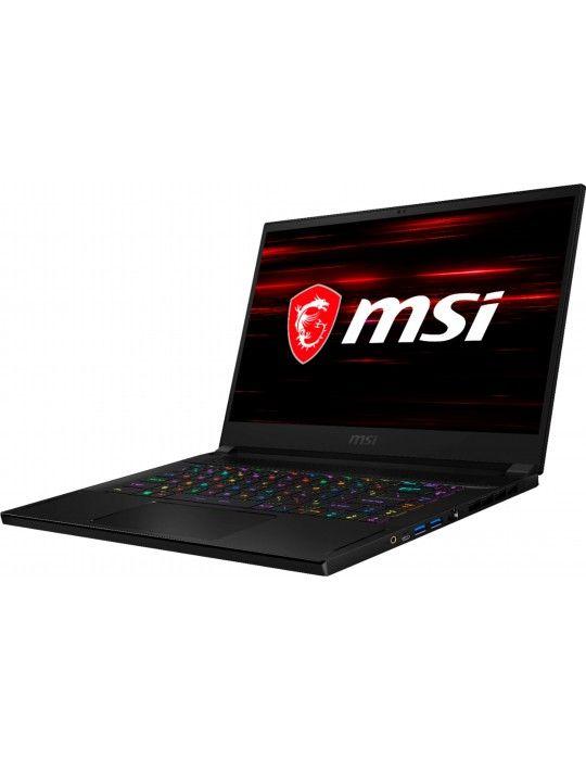 كمبيوتر محمول - msi GS66 Stealth 10SF Intel Core I7-10875-16GB RAM-1TB SSD-RTX 2070 8GB-Win10-15.6FHD