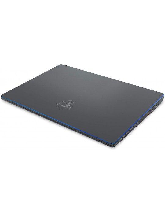 Laptop - msi Prestige 14 A11SCS-Core I7 1185G7U-16GB RAM-1TB SSD-4GB GTX1650TI-14.0 FHD–win10-Carbon Grey