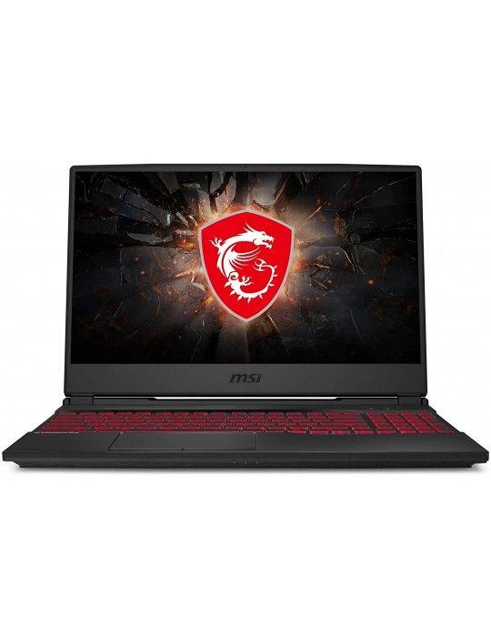 Laptop - msi GL65 leopard 10SFR Intel Core I7-10750H-16GB RAM-1TB+256 SSD-RTX 2070 8GB-Win10-15.6 IPS