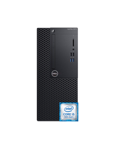Dell Optiplex 7070 i5-9500-4GB-1TB-Intel Graphics-DOS-1Year warranty