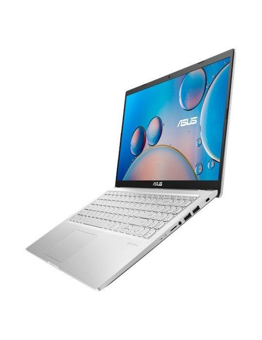 كمبيوتر محمول - ASUS X515JA-BR069T I3-1005G1- 4GB-SSD 256G-Intel Shared - 15.6 HD-Win10- TRANSPARENT SILVER