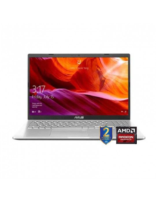 Laptop - ASUS Laptop D509DJ-EJ090T AMD R7-3700U-8GB-SSD 512GB-MX230-2GB-15.6 FHD-Win10-TRANSPARENT SILVER